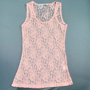 COPY - Maurice lace tank top